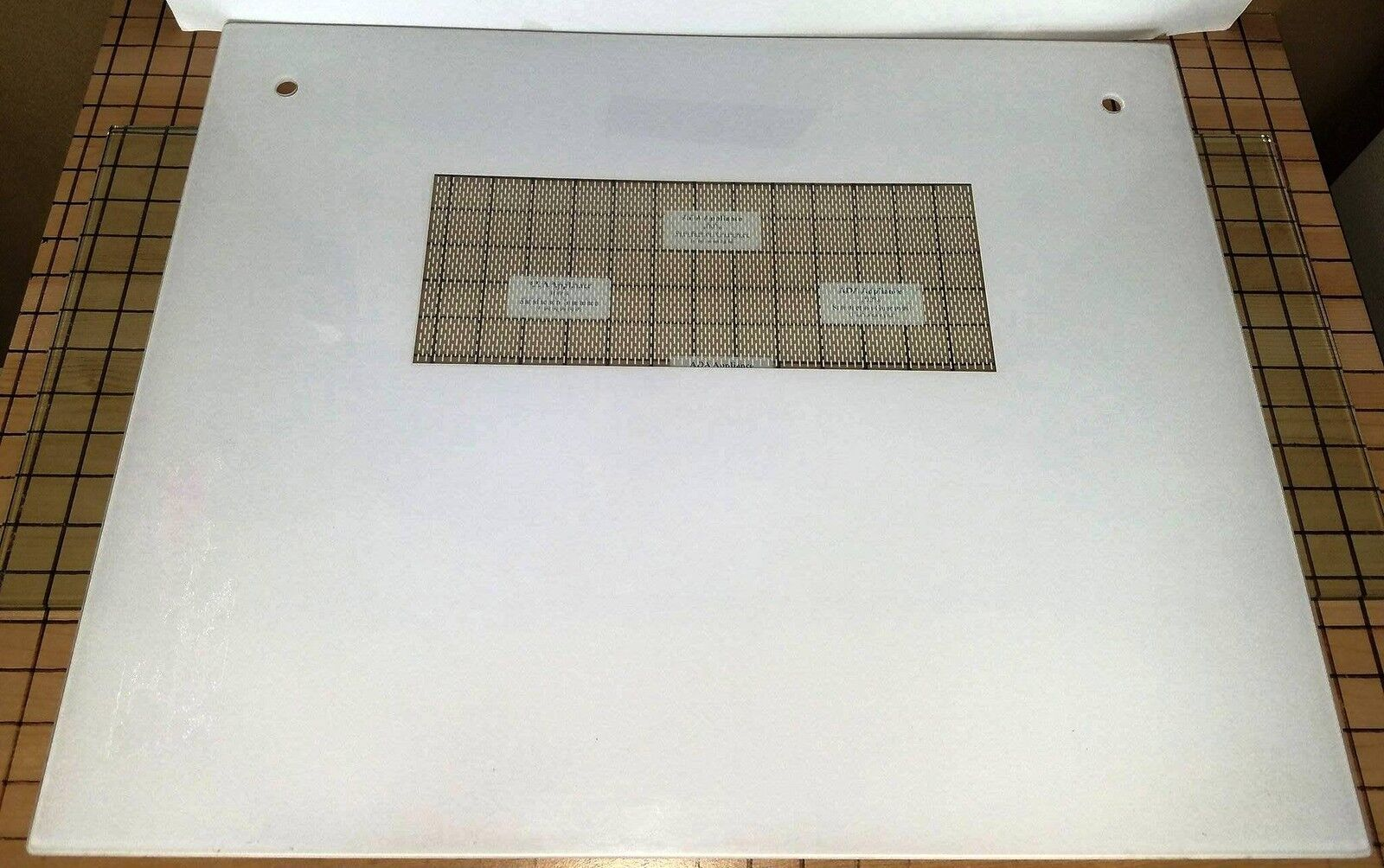Thermador CT227 Door Panel - Weiß 00484737, 1051060  SATISF GUAR FREE EXPD SHIP