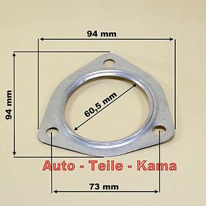 Auspuff-Dichtung-fuer-PKW-Abgasanlage-Auspuff-Katalysator