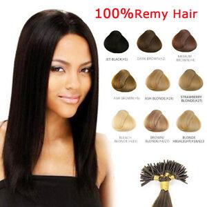 100-REMY-HAIR-EXTENSION-50g-capelli-umani-VERI-100-MICRORING-CIOCCHE-0-5g-53cm