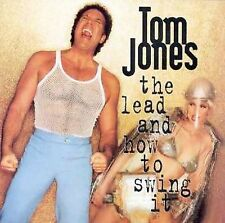 The Lead and How to Swing It by Tom Jones (CD, Oct-1994, Interscope (USA))