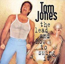 Tom Jones Tori Amos The Lead & How To Swing It CD MINT FREE US SHIPPING