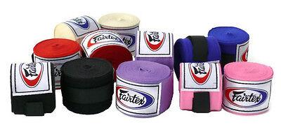 Fairtex Elastic Cotton Handwraps