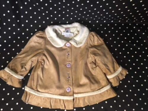 Gymboree EUC sweater jacket cardigan poncho cape hooded coat Cute As A Button