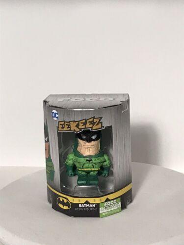 Vert Eekeez Foco Batman eccc Exclusive ONLY 60 made