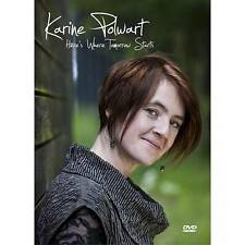 Karine Polwart: Heres Where Tomorrow Starts (DVD, 2011)
