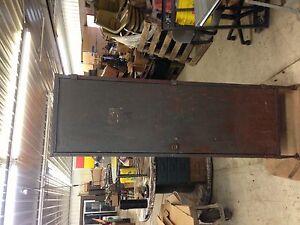 Image Is Loading Vintage Industrial Painted Metal Door Bell Phone Co