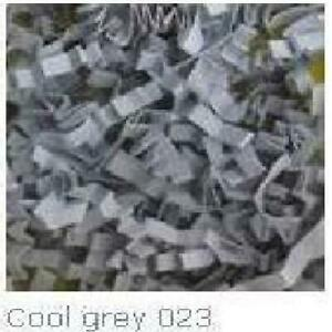 Fuellmaterial-10kg-SizzlePak-Cool-Grey-023-grau-NEU-amp-OVP