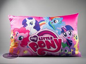 "My Little Pony AppleJack Pillow Case 40x40cm //16/""x16/"" High Quality UK Stock"
