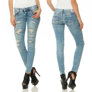 Stretch Jeans HerrlicherGila BuisDames Slim D9060706 Broeken Power eQxWBordC