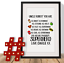 Personalised Gift For An Uncle Superhero Design Framed Print With Mount