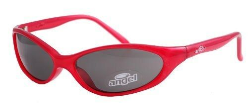 new Angel Sunglasses Saphire Red Smoke Lens