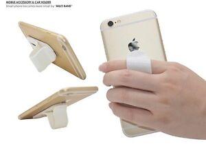 finger halter halterung grip f r handy smartphone tablett. Black Bedroom Furniture Sets. Home Design Ideas
