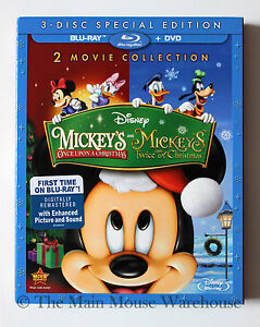 image is loading disney mickey 039 s once upon a christmas - Mickeys Once Upon A Christmas