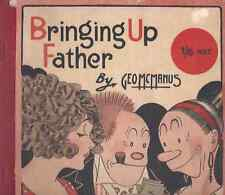 Bringing Up Father by Geo McManus, 1919, AVN Jones and Company, London.