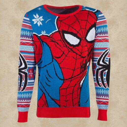 Spider-Man Marvel Spider-Man Weihnachtspullover