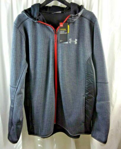 Under Armor Men/'s Storm Patterned Swacket Jacket NWT
