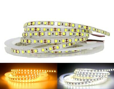 SMD3528 5M 120LED//M 600LEDs Flexible Strip Light 12V Super Bright 5mm PCB