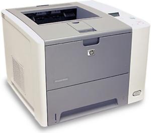 HP-LaserJet-P3005DN-Q7815A-96MB-65-622-Seiten-gedruckt-USB-Duplex-LAN