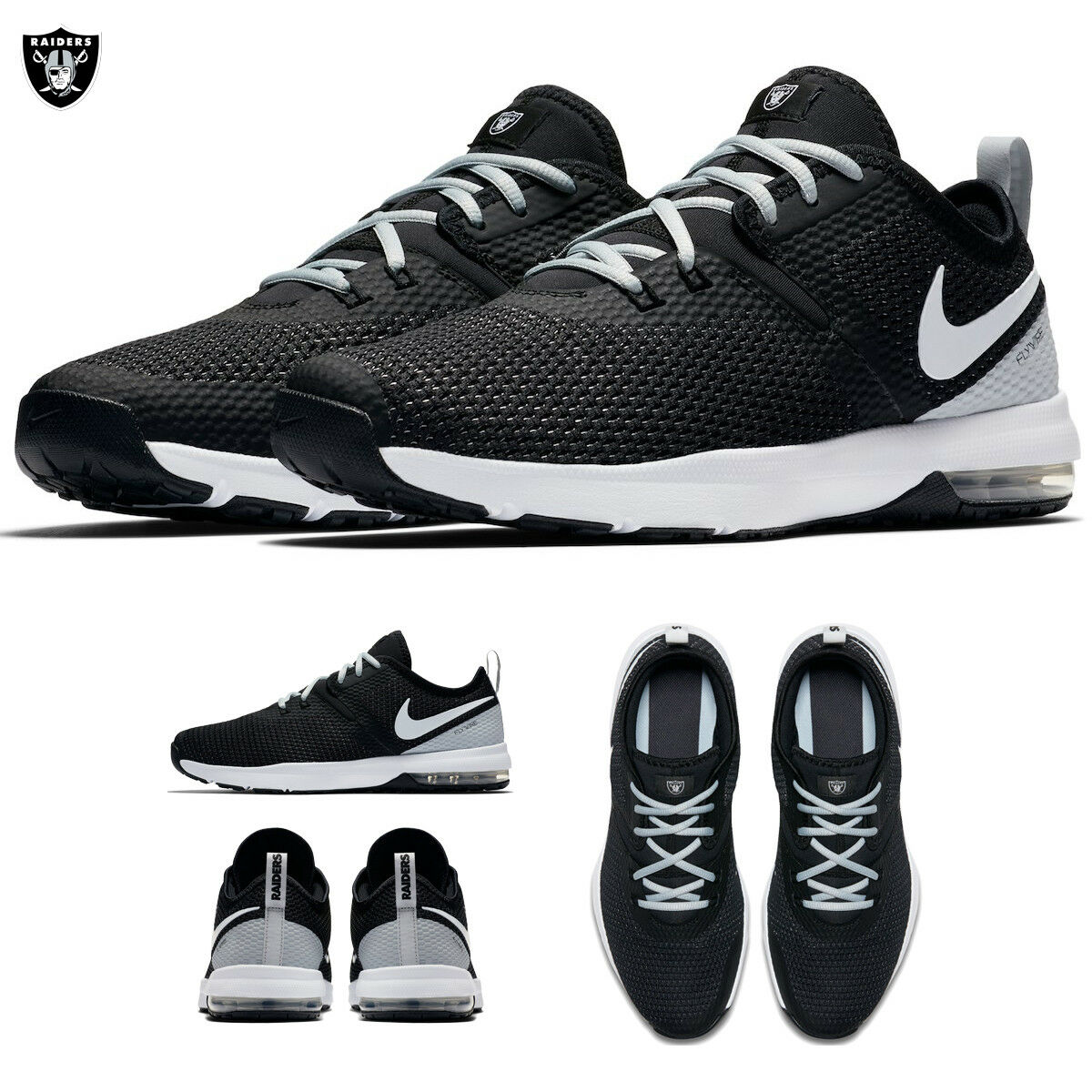 Oakland Raiders Nike Air Max Typha 2 Παπούτσια NFL 2018 Limited Edition NWT Ξ₯ποδΞ�ματα
