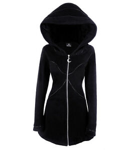Oversized Layered Xs Long Sizes Hood About With Details Hoodie Jacket Restyle Xxl QCxWdBroe
