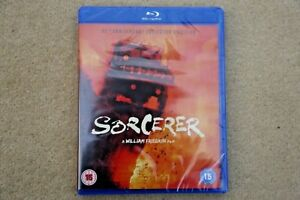 BLU-RAY-SORCERER-40TH-ANNIVERSARY-EDITION-BRAND-NEW-SEALED-UK-STOCK