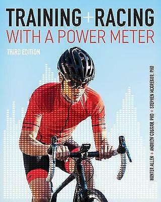 Training and Racing with a Power Meter, Allen, Hunter,  Paperback