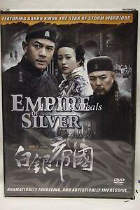 Imperio-DE-PLATA-NTSC-importacion-DVD-ingles-subtitulos