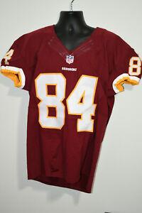 Niles Paul Signed Team Issued Washington Football Team Redskins Jersey Nebraska