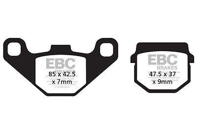 1 SET REAR BRAKE PADS FOR E-TON QUADS Viper 70 RLX 70 05-07