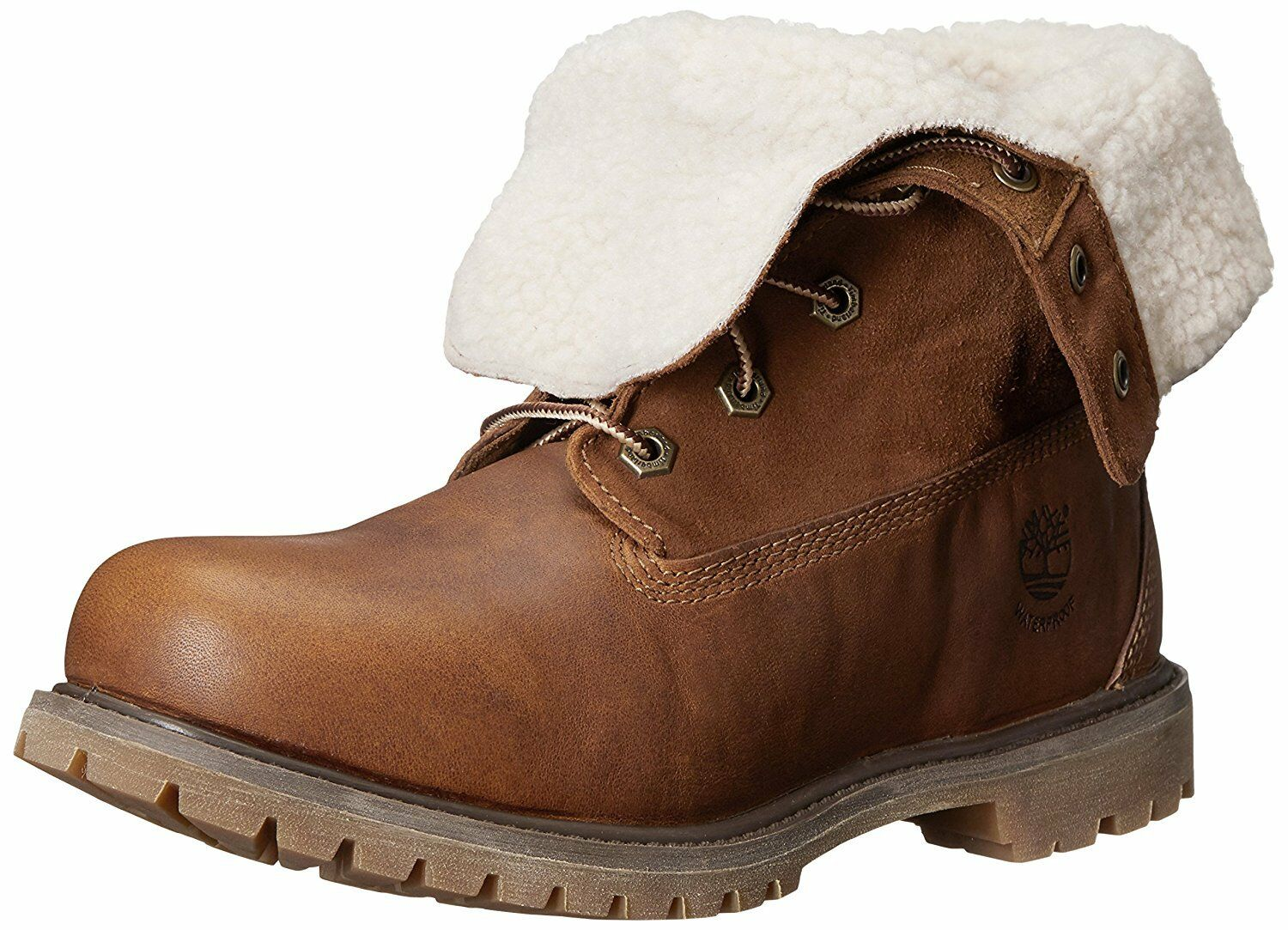 Timberland Damen 8328R Earthkeepers® Earthkeepers® Earthkeepers® AuthenticsTeddy Fleece Waterproof Fold-Down   2a0925