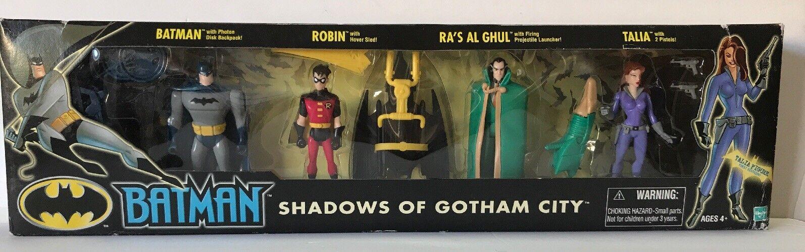 Batman der animierten serie schatten von gotham city hat toys r us ohne taiia 2001