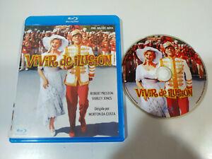 Living de Illusion Morton Da Costa Robert Preston - Blu-Ray Spanish English