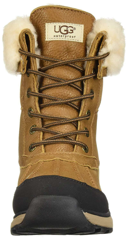 Kvinnors 1095141 skor UGG Damskor Adirondack III Läder  Suede Winter III  Boot 1095141 Kastanj  Ny  f99143775d3b2