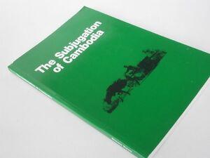 THE-SUBJUGATION-OF-CAMBODIA-Simon-Ross-1983-rare-title