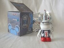"Disney Vinylmation Park #7 Magic Kingdom STAR JETS Tomorrowland Mickey 3"" Figure"