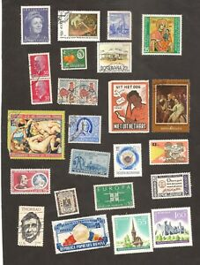 WORLD-Romania-Vietnam-Germany-Russia-Bulgaria-Lucky-Dip-Mixed-Lot-4