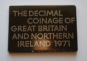 1971 Proof Set UK Coin Collection