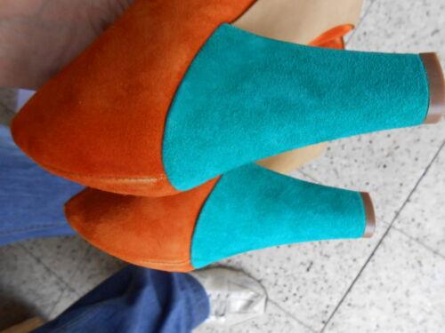 Donna Alternativa N 41 41 E Velluto Pelle Alternative Scarpe Shoes Vera Women's qSS5fRwW7x