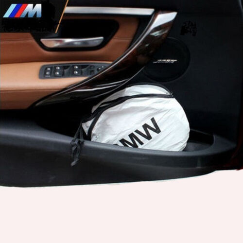 Front Windshield Foldable Sun Shade Visor Heat Isolate For BMW X1 X2 X3 X4 X5 X6