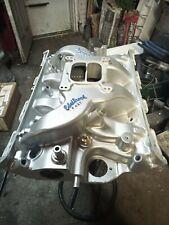 Vintage Edelbrock F427 Intake For Ford Fe 352360390406410427428 Ec