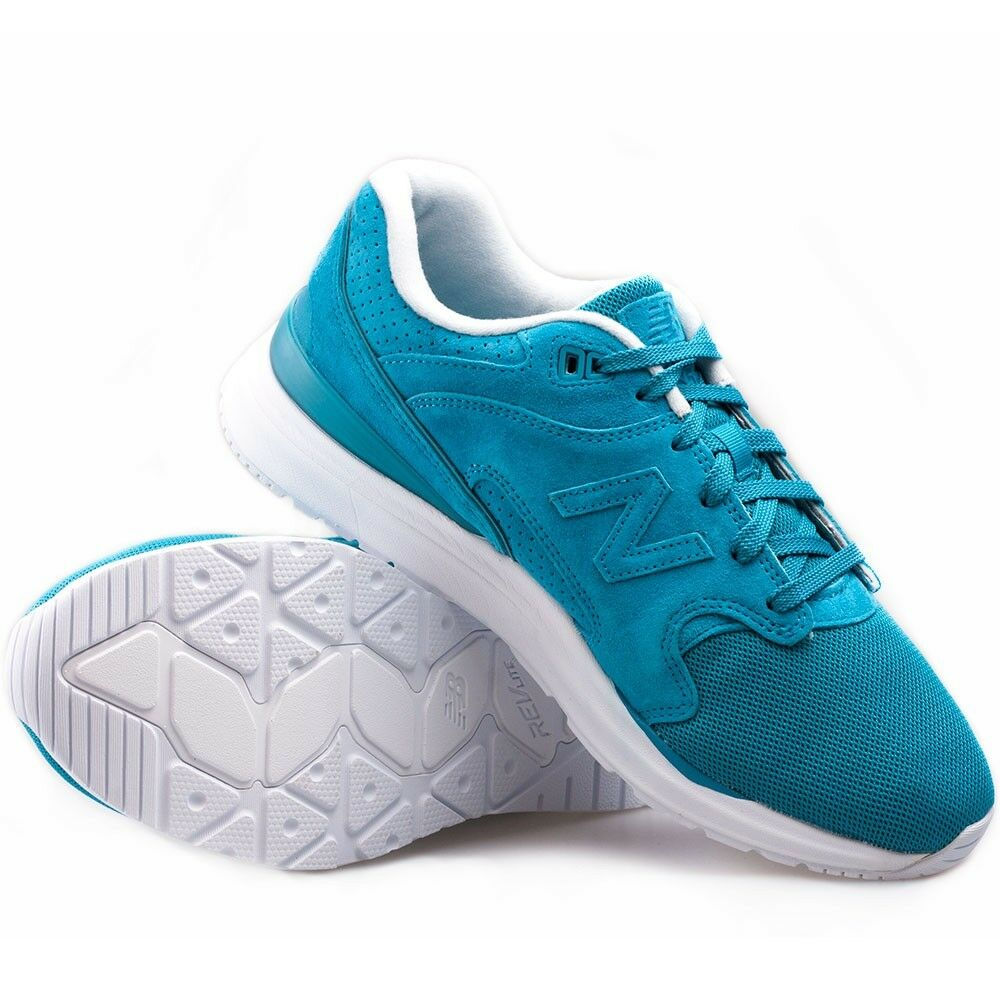 New Balance Men's Turquoise Suede 1550 Trainers