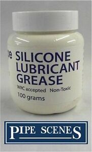 Polypipe Silicone Grease 100g Lubricating Faucets Valves Ballcocks Stopcocks Ebay