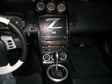 2006 2007 2008 INTERIOR CARBON FIBER DASH TRIM KIT SET FOR NISSAN 350Z 350 Z Z33