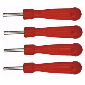 tire valve core removal tool repair valve core extractor valve stem remover ebay