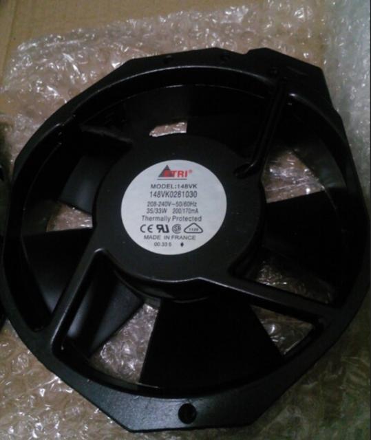 38MM 32W 1pcs ETRI Fan 148VK0282000 115V 172 150