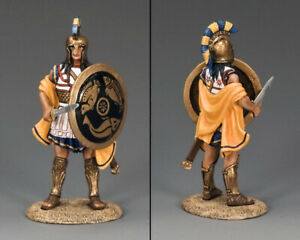 NEW-King-amp-Country-Hoplite-Soldier-with-Sword-Ancient-Greece-AG029