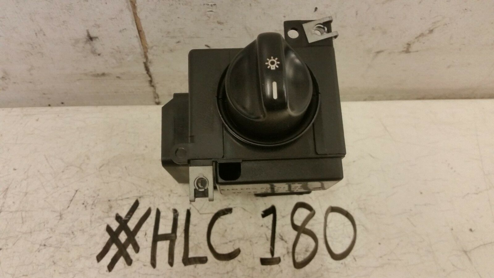 Mercedes A Class W168 Headlight Switch Unit 1685450704 2002 Ebay Defender Fuse Box
