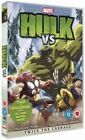 Hulk VS Wolverine & VS Thor Marvel R4 DVD