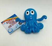 Octopus Wind Up Sea Animal Play Toy Children Water Pool Tub Fun For Ages 3+