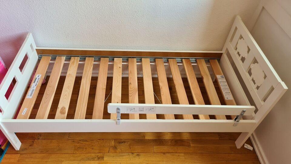 Enkeltseng, Ikea, b: 70 l: 160 h: 34